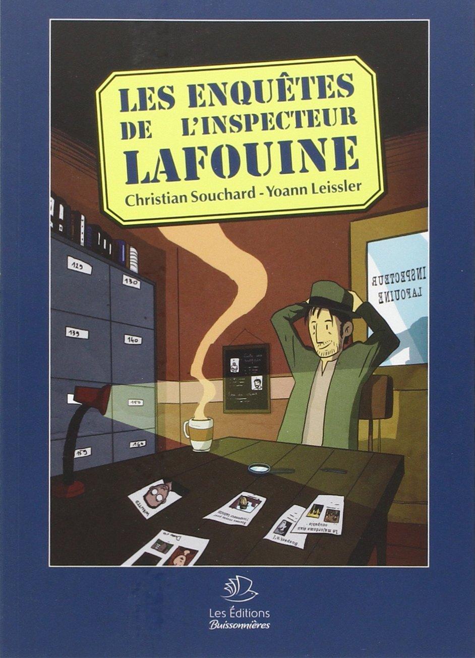 Bd Les Enquetes De L Inspecteur Lafouine Amazon Fr