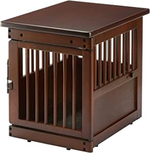 Richell Richell Wooden End Table Crate Large