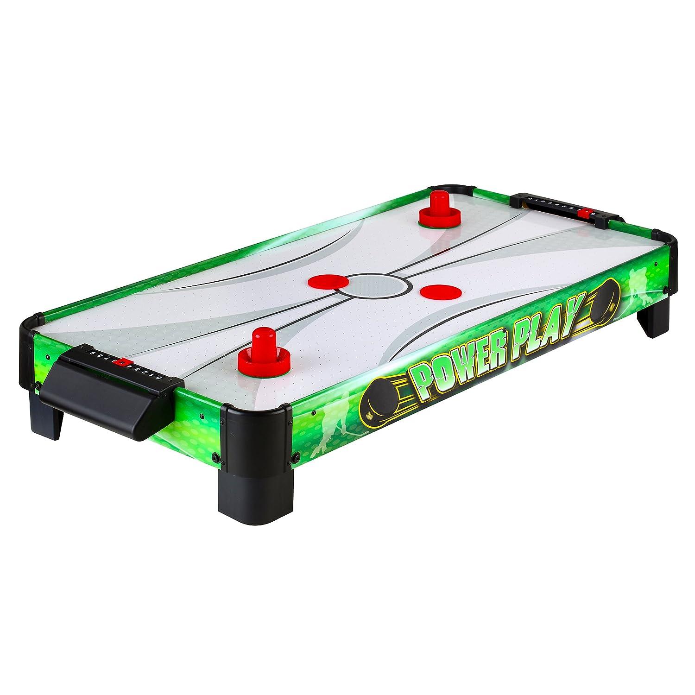 Amazon.com : Hathaway Power Play Table Top Air Hockey, 40 Inch : Sports U0026  Outdoors