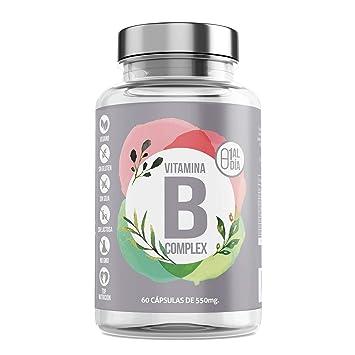 Vitamina B Complex- Aquisana cápsulas | Complejo de Vitamina B con ...