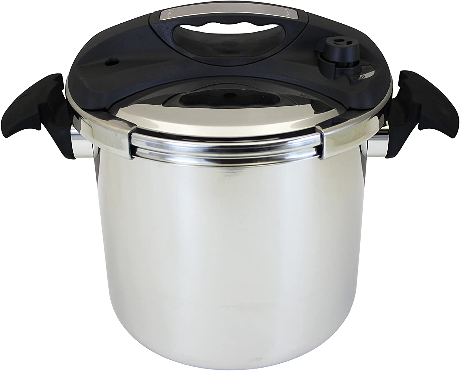 CONCORD 10.5 QT Stainless Steel Pressure Cooker Cookware by Concord Cookware