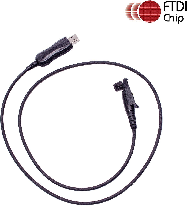 USB Programming Cable for MOTOROLA EX500 EX600 EX560 EX600XLS EX560XLS Radios