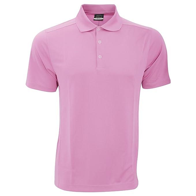 Nike Hombre 465802 - 623 Dryfit Polo, Hombre, Color Rosa, tamaño ...