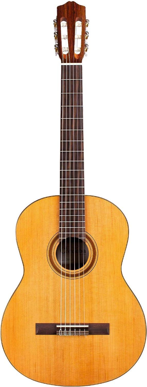 Cordoba Guitars C3M - Guitarra clásica (cedro), color marrón ...