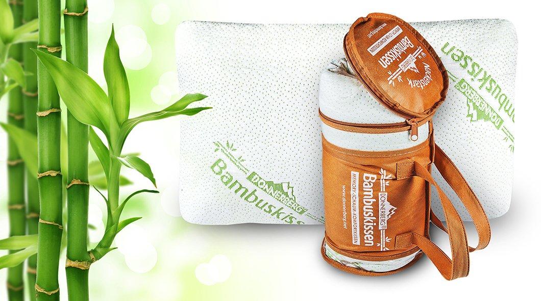 Donnerberg orthopädisches Nackenstützkissen