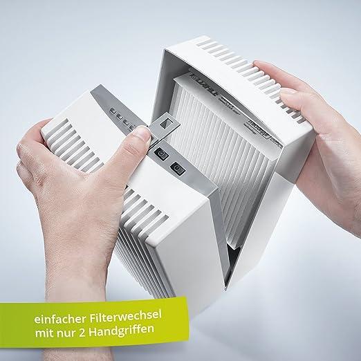 Dahle 80100-11705 nanoCLEAN - Purificador de aire: Amazon.es ...