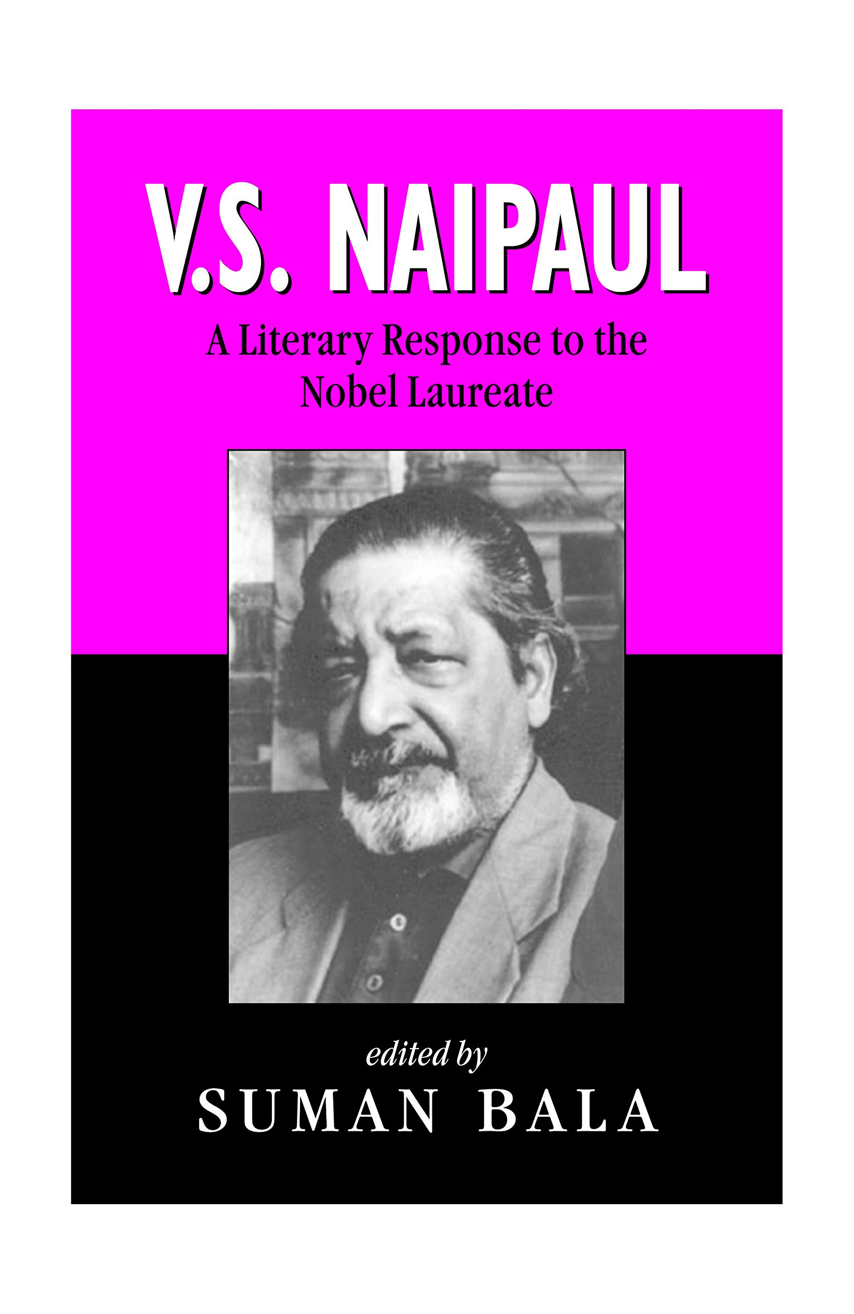 V. S. Naipaul: A Literary Response to the Nobel Laureate pdf