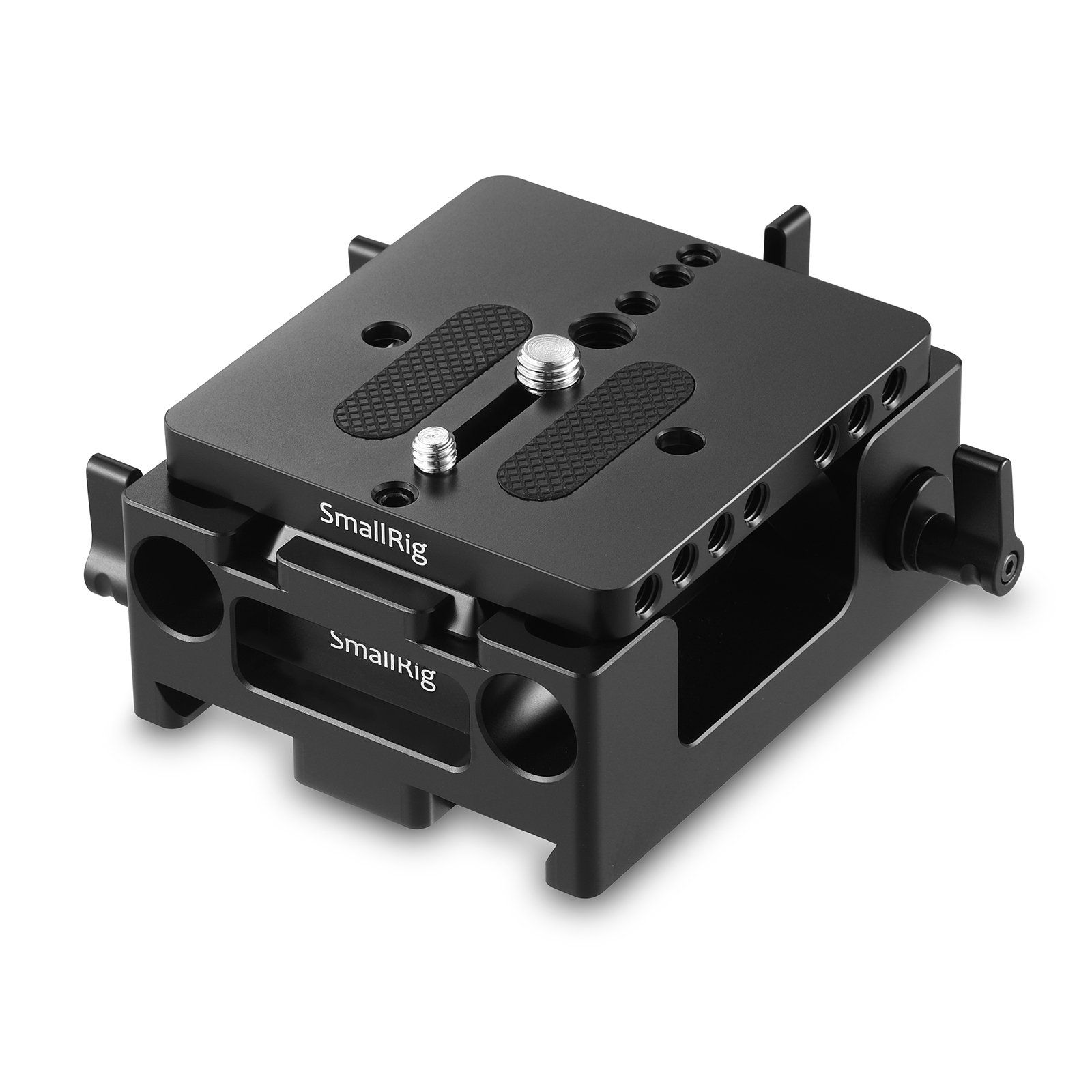 SMALLRIG Baseplate for Canon C200 and C200B with QR Plate for Arca and Dovetail for Arri-2076 by SMALLRIG