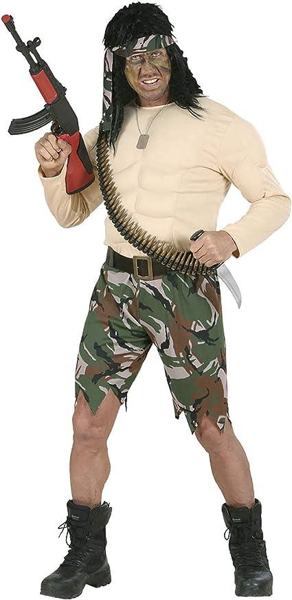 WIDMANN Disfraz para Hombre Coloso, Talla M (73492): Amazon.es ...