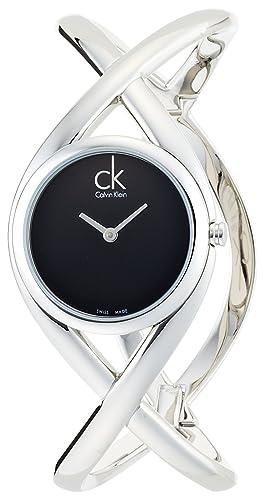 Calvin Klein Damen-Uhren K2L23102