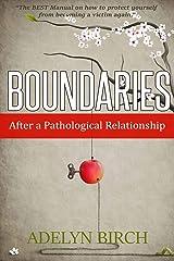 Boundaries After a Pathological Relationship Paperback