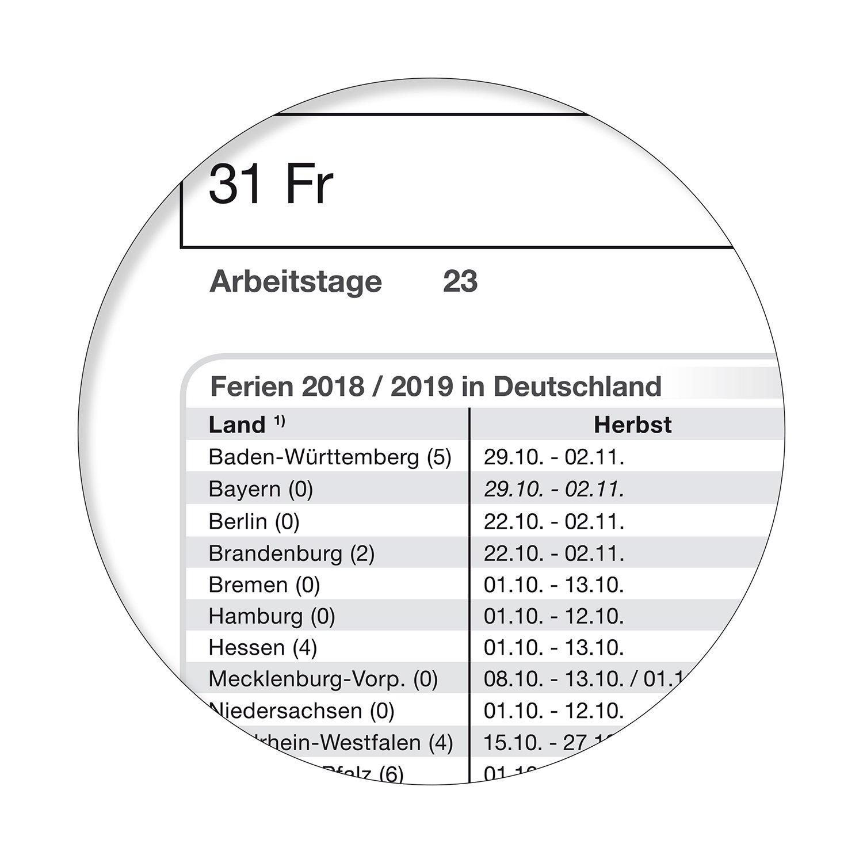 Schulkalender Schuljahresplaner 201819 Din A1 841 X 594 Cm