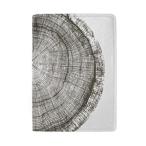 La Textura de los árboles primitivos en el Viento Retro Que ...