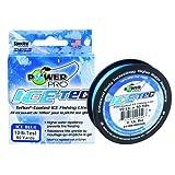 Power Pro 23400100050A Ice-Tec 50-Yard Ice Line, 10-Pound, Blue