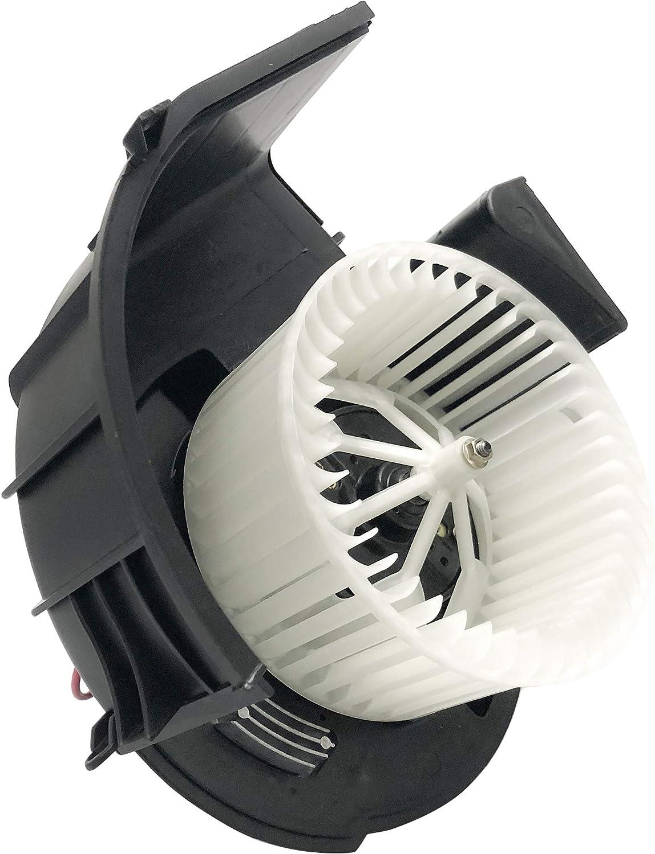 BMW X6 2008-2014//64119245849 700292 MYSMOT HVAC Blower Motor Fan Assembly for BMW X5 2007-2013