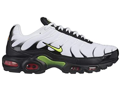 91e4f8e9b0fc6 Amazon.com | Nike Men's Air Max Plus Nylon Casual Shoes | Fashion ...