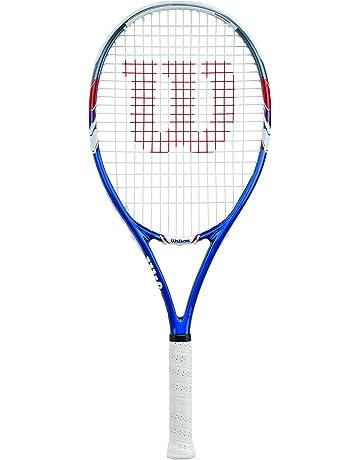 Wilson Us Open Adult W/O Raqueta de Tenis, Unisex