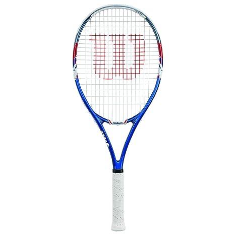 9002599a384cd Wilson US Open Adult Strung Tennis Racket