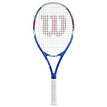 Wilson Raqueta de tenis unisex, Para juego en todas las áreas, Para principiantes,