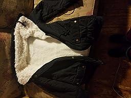 Amazon.com: Mewow Women's Winter Mid Length Thick Warm
