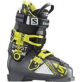 SALOMON(サロモン) GHOST FS 80 スキーブーツ フリースタイルブーツ 大人用 中~上級者向け L37816600 BlackLime
