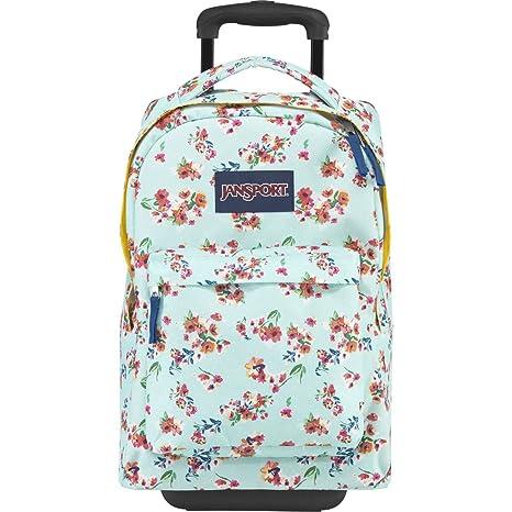 15191bd61 Jansport Superbreak Wheeled Backpack (Multi Painted Ditzy): JanSport:  Amazon.ca: Luggage & Bags