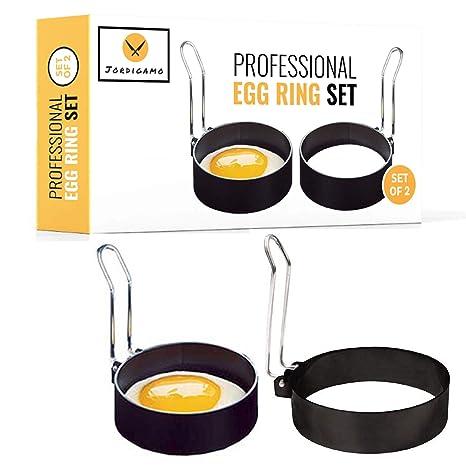 Amazon.com: JORDIGAMO - Juego de anillos de huevo ...