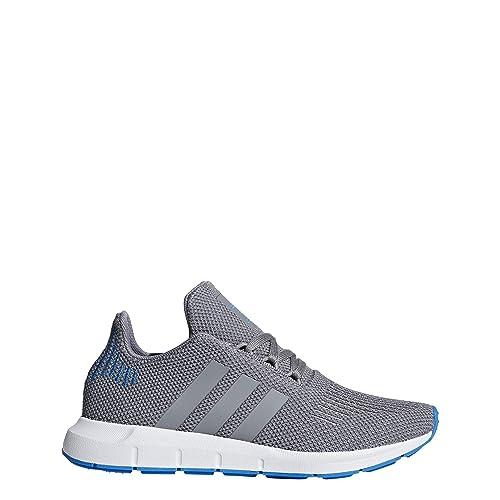 buy popular 21076 56826 adidas Kids Swift Run J Fitness Shoes, Grey GritreAzubri 000, 3