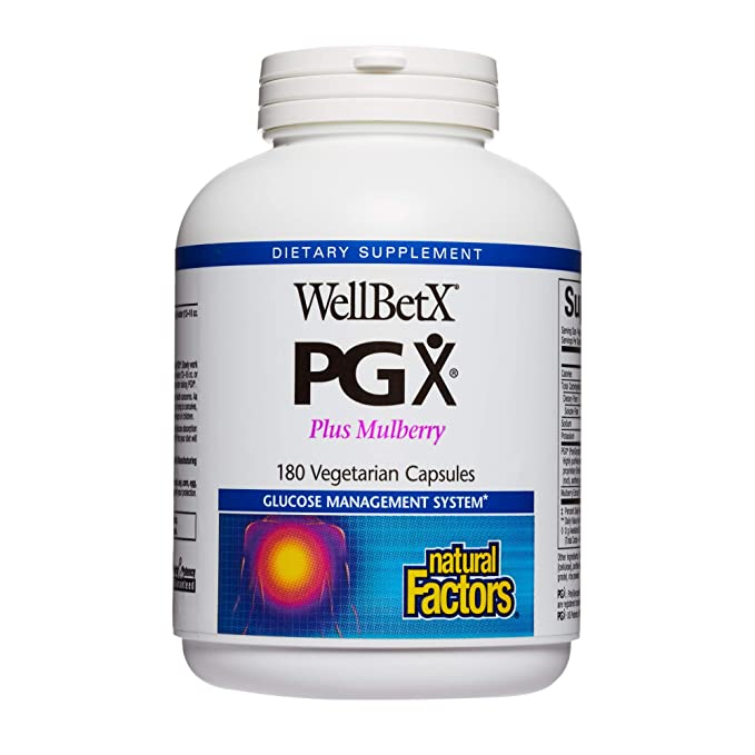 Factores naturales - wellbetx PGX Plus Mulberry, ayuda a ...