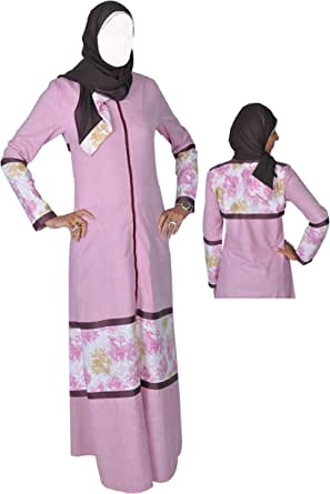 La Rosa Casual Abaya For Women