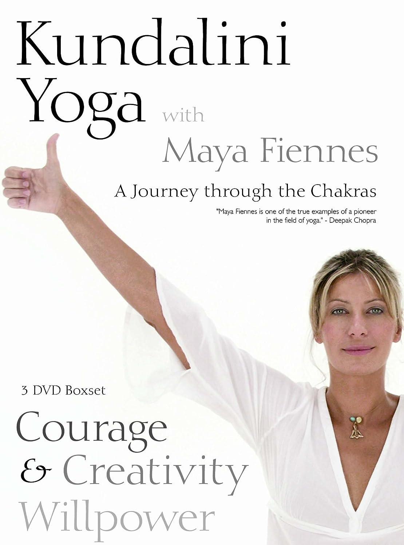 Kundalini Yoga with Maya Fiennes - Courage, Creativity ...