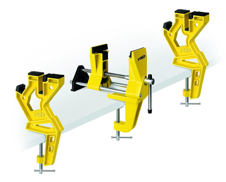 Toko Ski Free Vise, Yellow by Toko