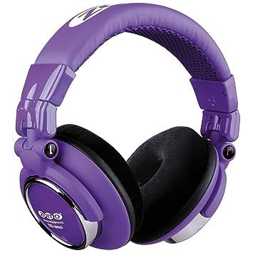 Zomo HD-1200 Professioneller Stereo-Kopfh/örer 110dB, 3m toxic purple