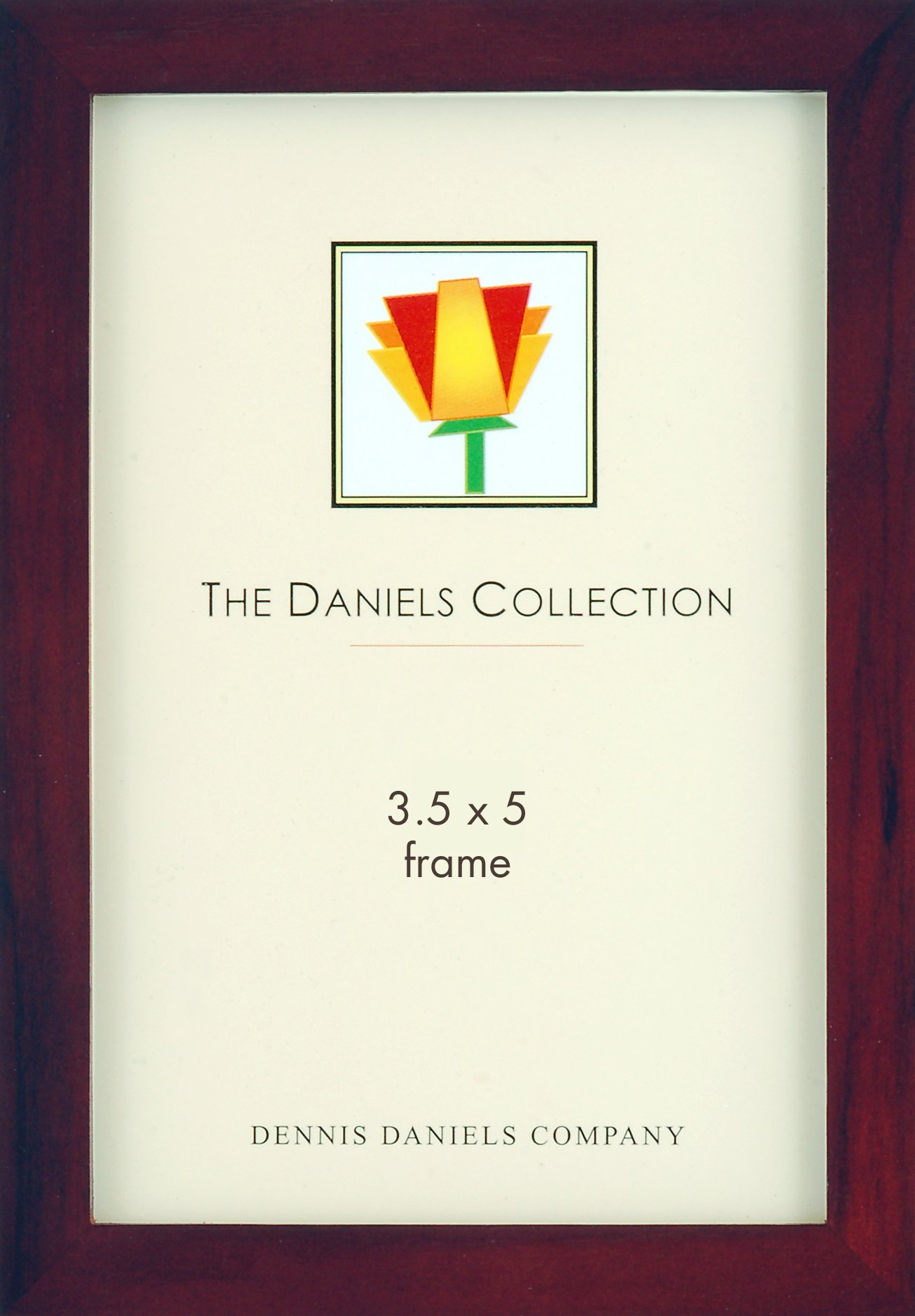 Dennis Daniels Gallery Woods Picture Frame, 3.5 x 5