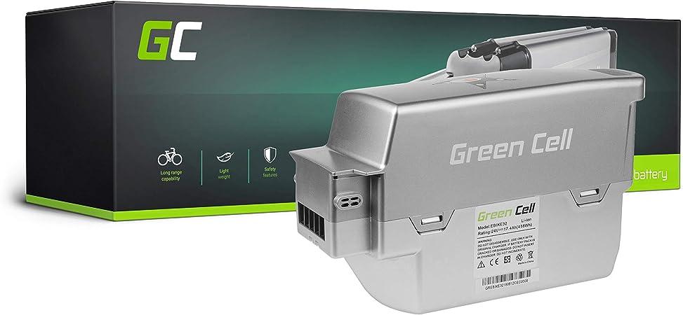 GC/® Batterie V/élo Electrique 48V 17.4Ah E-Bike Li-ION Battery Pack Cellules Originales