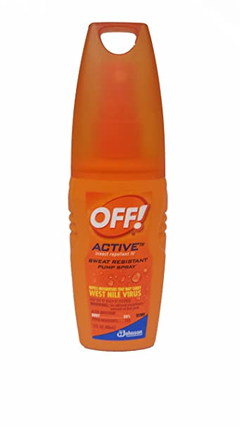 Amazon.com: Off! Insect Repellent Travel Size Spray (2 Pack ...