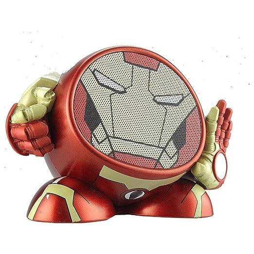 Review Iron Man Bluetooth Speaker