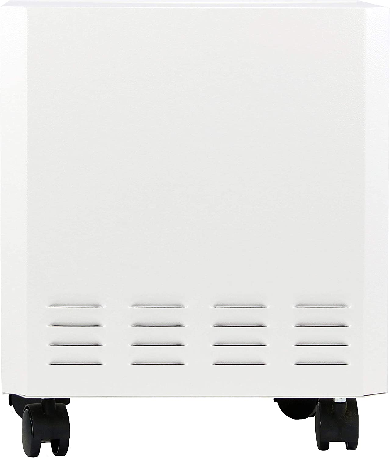 EnviroKlenz Air System - Standard Model - USA Made and Assembled Air Purifier for Home Large Room 1,000 Square Feet Whisper Quiet Removes 99.9% of viruses, bacteria, particulates, gasses (White)