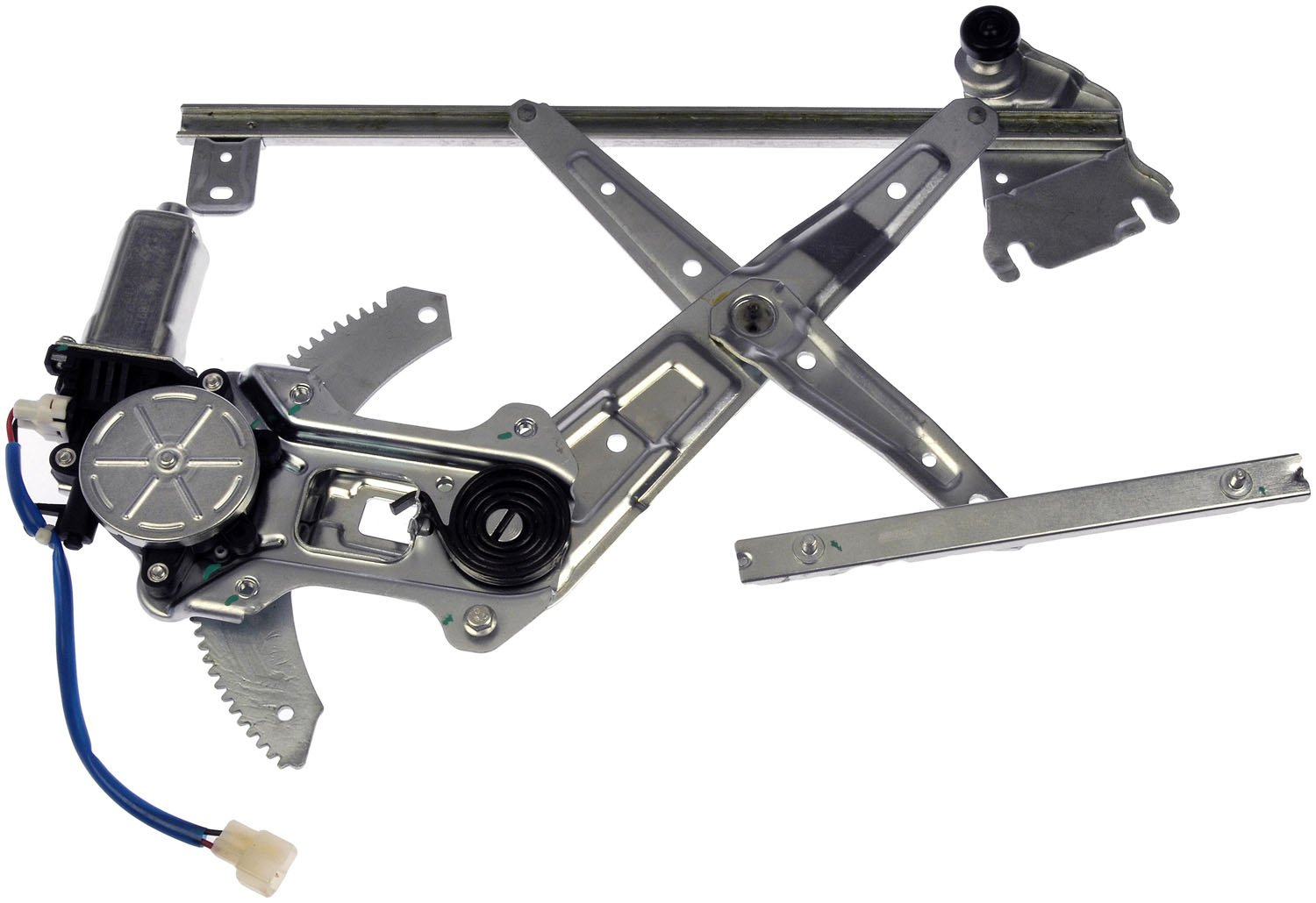 Dorman 741-003 Subaru Forester Front Driver Side Window Regulator with Motor by Dorman