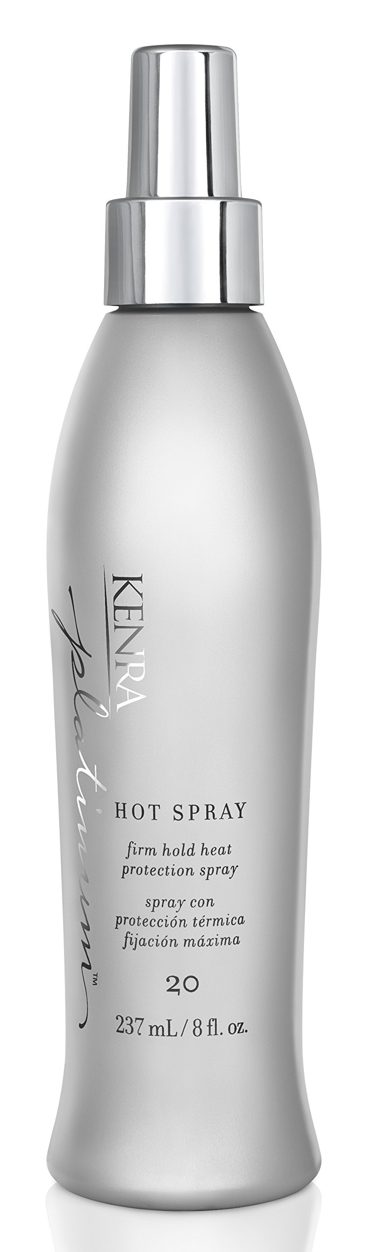 Kenra Platinum Hot Spray #20, 55% VOC, 8-Ounce