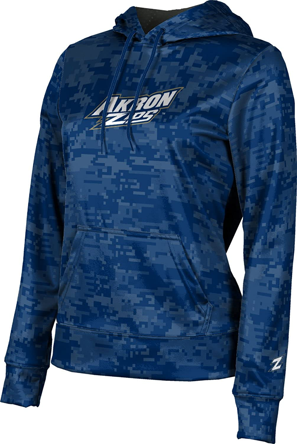 ProSphere University of Akron Girls' Pullover Hoodie - Digi Camo