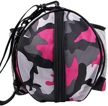 YSYANG Bolsa de Baloncesto portátil para Transportar balones de ...