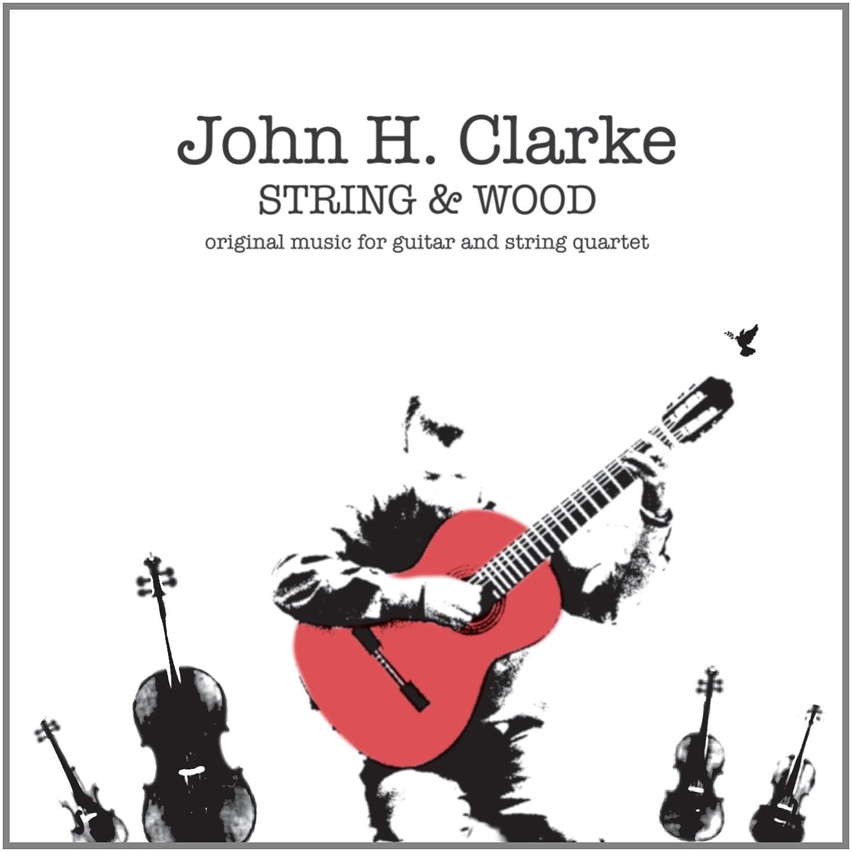 john h clarke string wood music
