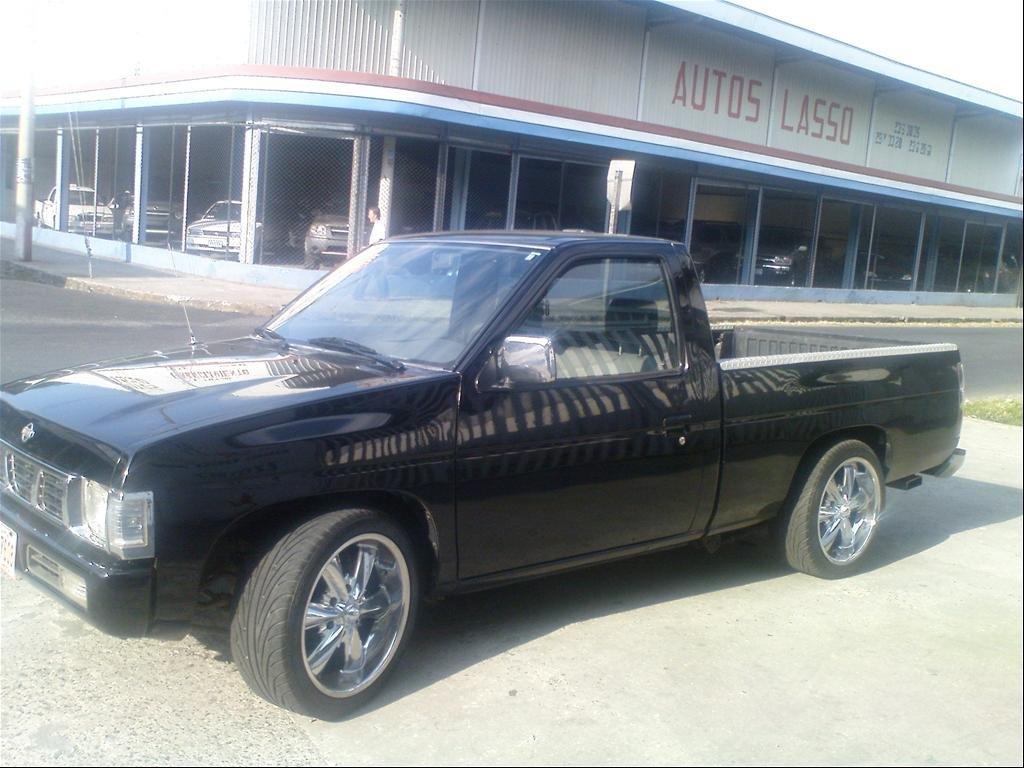 Amazon.com: 90 97 Nissan Pickup Truck D21 Hardbody Chrome Parking Light  Corner Side Pair Set: Home Improvement