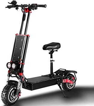 CMTOP E-Scooter Monopattino Elettrico Adulti Fuoristrada