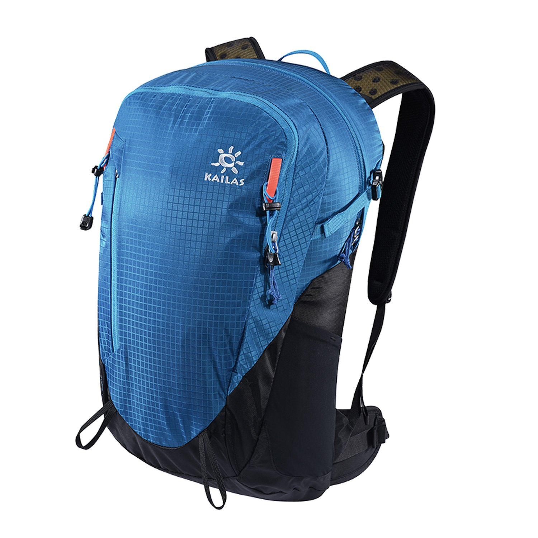 KAILAS サイクロンバックパック 28L トレッキング ハイキング 登山用  オーシャンブルー B07BTPWWY1