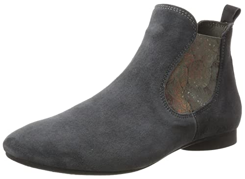 Womens Guad Chelsea Boots, Grey, 5 UK Think