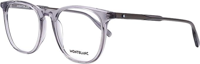 Montblanc 万宝龙 MB0010O-008 眼镜架 6.6折$118.92 海淘转运到手约¥766 天猫¥1620
