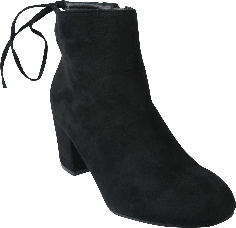 BeMeesh Zapatos Mujer Tipo Mocasines Botines con Borlas: Amazon.es ...
