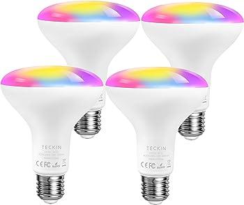 TECKIN 2.4G Smart LED Light Bulb